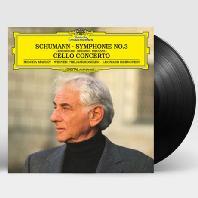 SYMPHONY NO.3 & CELLO CONCERTO/ MISCHA MAISKY, LEONARD BERNSTEIN [180G LP] [슈만: 교향곡 3번 <라인>, 첼로 협주곡 - 마이스키 & 번스타인]