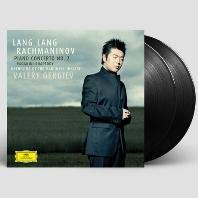 SERGEI RACHMANINOV - PIANO CONCERTO NO.2  PAGANINI RHAPSODY/ LANG LANG  VALERY GERGIEV [LP] [라흐마니노프: 피아노 협주곡 2번  파가니니 랩소디 - 랑랑 & 게르기에프]