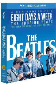 비틀스: 에잇 데이즈 어 위크 - 투어링 이어즈 [하드케이스 디지팩] [THE BEATLES: EIGHT DAYS A WEEK - THE TOURING YEARS]