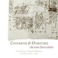 CONCERTOS & OVERTURES/ LES MUFFATTI, BENOIT LAURENT