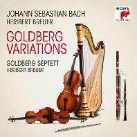 GOLDBERG VARIATIONS/ HERIBERT BREUER [바흐: 골드베르그 변주곡(편곡반) - 헤리베르트 브로이어, 골드베르그 7중주단]