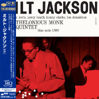 MILT JACKSON AND THE THELONIOUS MONK QUINTET [LIMITED] [UHQ-CD]