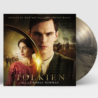 TOLKIEN [톨킨] [한정반] [GOLD & BLACK MARBLED] [180G LP]