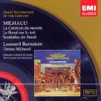 ORCHESTRAL WORKS/ LEONARD BERNSTEIN [GREAT RECORDINGS OF THE CENTURY]