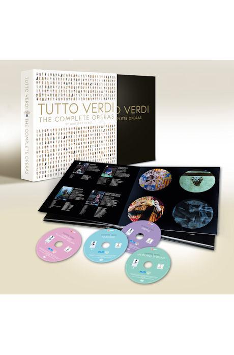 TUTTO VERDI: THE COMPLETE OPERAS [베르디 탄생 200주년 기념반]