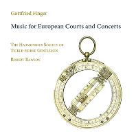 MUSIC FOR EUROPEAN COURTS AND CONCERTS/ ROBERT RAWSON [핑거: 유럽 왕궁과 콘서트를 위한 음악 - 로버트 로슨]