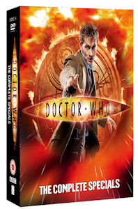 닥터 후 시즌 4.5 [DOCTOR WHO: COMPLETE SPECIALS]