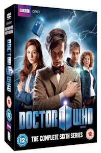 닥터 후 시즌 6 [DOCTOR WHO: COMPLETE SIXTH SERIES]