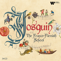 JOSQUIN & THE FRANCO-FLEMISH SCHOOL [죠스캥 데 프레와 플랑드르 악파]