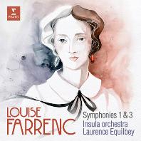SYMPHONIES 1 & 3/ LAURENCE EQUILBEY [파렝: 교향곡 1, 3번 - 에퀼베이]
