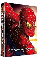 스파이더맨 2 4K UHD+BD [풀슬립 스틸북 한정판] [SPIDER-MAN]