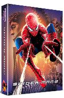 스파이더맨 2 4K UHD+BD [렌티큘러 풀슬립 스틸북 한정판] [SPIDER-MAN 2]