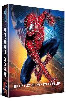 스파이더맨 3 4K UHD+BD [렌티큘러 풀슬립 스틸북 한정판] [SPIDER-MAN 2]