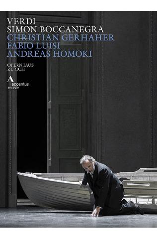 SIMON BOCCANEGRA/ FABIO LUISI [베르디: 시몬 보카네그라 - 파비오 루이지] [한글자막]