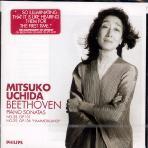 PIANO SONATAS OP101,106 `HAMMERKLAVIER`/ MITSUKO UCHIDA