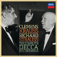 THE COMPLETE DECCA RECORDINGS/ CLEMENS KRAUSS [클레멘스 크라우스: R.슈트라우스 데카녹음 전집]