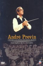앙드레 프레빈 박스세트 [ANDRE PREVIN AND THE <!HS>ROYAL<!HE> PHILHARMONIC <!HS>ORCHESTRA<!HE>/ 6DISC] 행사용