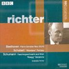 PIANO SONATA NO.9 IN E MAJOR ETC/ SVIATOSLAV RICHTER