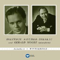FRANZ SCHUBERT - WINTERREISE/ DIETRICH FISCHER-DIESKAU [ORIGINAL JACKET] [슈베르트: 겨울나그네 - 1955년 모노 녹음]