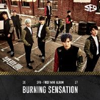 BURNING SENSATION [미니 1집]
