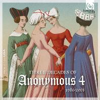 THREE DECADES OF ANONYMOUS 4 1986-2016 [어나니머스 4: 결성 30주년 기념 앨범]