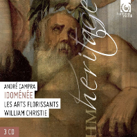IDOMENEE/ LES ARTS FLORISSANTS, WILLIAM CHRISTIE [HM HERITAGE] [캉프라: 이도메네]