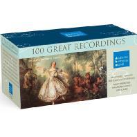 DHM 100 GREAT RECORDINGS [도이치 아르모니아 문디 100 그레이트 레코딩스] [한정반]