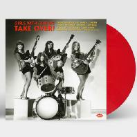 GIRLS WITH GUITARS TAKE OVER! [180G TOMATO RED LP]