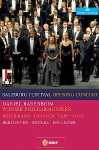 SALZBURG FESTIVAL OPENING CONCERT/ DANIEL BARENBOIM [2010년 잘츠부르크 페스티벌 개막 콘서트]