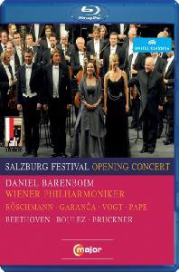 SALZBURG FESTIVAL OPENING CONCERT/ DANIEL BARENBOIM [2010년 잘츠부르크 페스티벌 개막 콘서트] [블루레이 전용플레이어 사용]