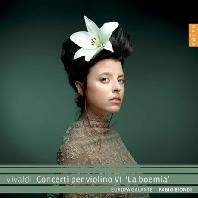 CONCERTI PER VIOLINO VOL.4 비발디 - 바이올린 협주곡집 VOL.4 '라 보헤미아'