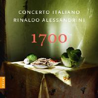 1700 - CONCERTO ITALIANO   1700 - 18세기 이탈리아 바로크 작품집