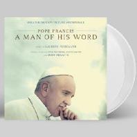 POPE FRANCIS: A MAN OF HIS WORD [프란치스코 교황: 맨 오브 히스 워드] [180G WHITE SMOKE & TRANSPARENT LP]