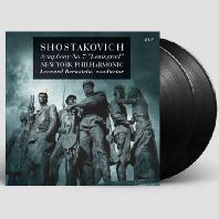 SYMPHONY NO.7 OP.60 `LENINGRAD`/ LEONARD BERNSTEIN [쇼스타코비치: 교향곡 7번 <레닌그라드>| 번스타인] [180G LP]