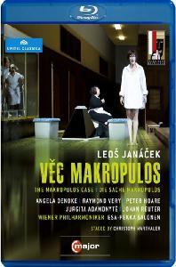 VEC MAKROPULOS/ ESA-PEKKA SALONEN [야나첵: 마카로풀로스 재판] [블루레이 전용플레이어 사용]