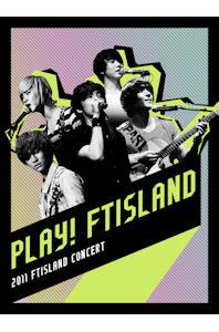 FTISLAND(에프티아일랜드) - PLAY! FTISLAND!! [초회한정반: 2DVD+포토북]