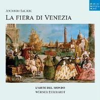 LA FIERA DI VENEZIA/ L`ARTE DEL MONDOM, WERNER EHRHARDT [살리에리: 베네치아의 정기시장 - 라르테 델 몬도]