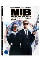 맨 인 블랙: 인터내셔널 BD+보너스 디스크 [슬립케이스 한정판] [MEN IN BLACK: INTERNATIONAL]