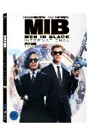 맨 인 블랙: 인터내셔널 BD+보너스 디스크 [슬립케이스 한정판] [MEN IN BLACK: INTERNATIONAL]