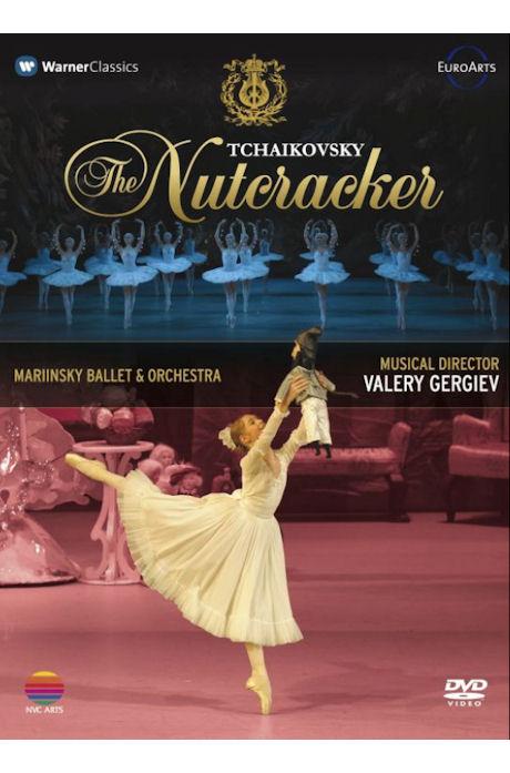 THE NUTCRACKER/ MARIINSKY BALLET, VALERY GERGIEV [차이코프스키: 발레 호두까기 인형/ 마린스키 발레단]
