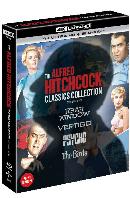 히치콕 클래식 콜렉션 4K UHD+BD [THE ALFRED HITCHCOCK CLASSICS COLLECTION]
