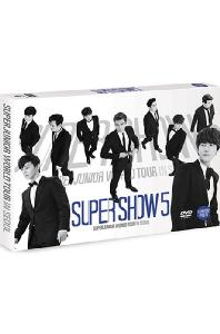 SUPER SHOW 5: WORLD TOUR IN SEOUL [2DVD+�����]