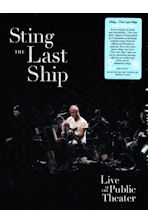 THE LAST SHIP: LIVE AT THE PUBLIC THEATER