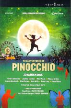 THE ADVENTURES OF PINOCCHIO/ DAVID PARRY [도브 피노키오의 모험]
