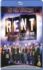 렌트: 브로드웨이공연 [RENT: FILMED LIVE ON BROADWAY] [11년 11월 소니 추풍낙엽 블루레이 할인행사]