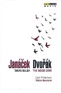 TARAS BULBA & THE WOOD DOVE/ VACLAV NEUMANN [야나첵: 타라스 불바 & 드보르작: 숲 비둘기 - 1986년 콘서트실황]