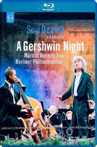A GERSHWIN NIGHT/ SEIJI OZAWA [세이지 오자와: 2003년 베를린 필하모닉 발트뷔네 콘서트]