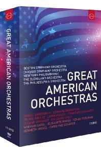 GREAT AMERICAN ORCHESTRAS [미국의 위대한 오케스트라]