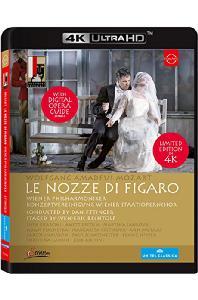 LE NOZZE DI FIGARO/ DAN ETTINGER [4K UHD] [모차르트: 피가로의 결혼] [한글자막]