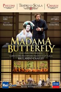 MADAMA BUTTERFLY/ RICCARDO CHAILLY [푸치니: 나비부인 - 리카르도 샤이]